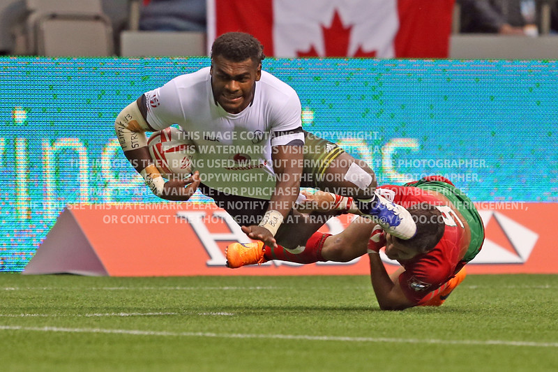 Fiji Rugby 2016 HSBC Sevens World Series Vancouver