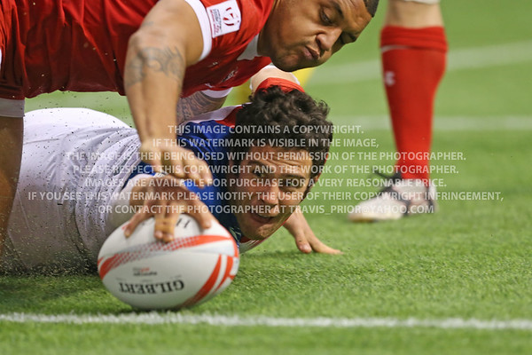 France Rugby 2016 HSBC Sevens World Series Vancouver