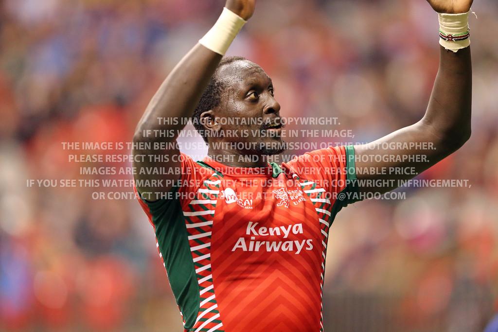 Kenya Rugby 2016 HSBC Sevens World Series Vancouver