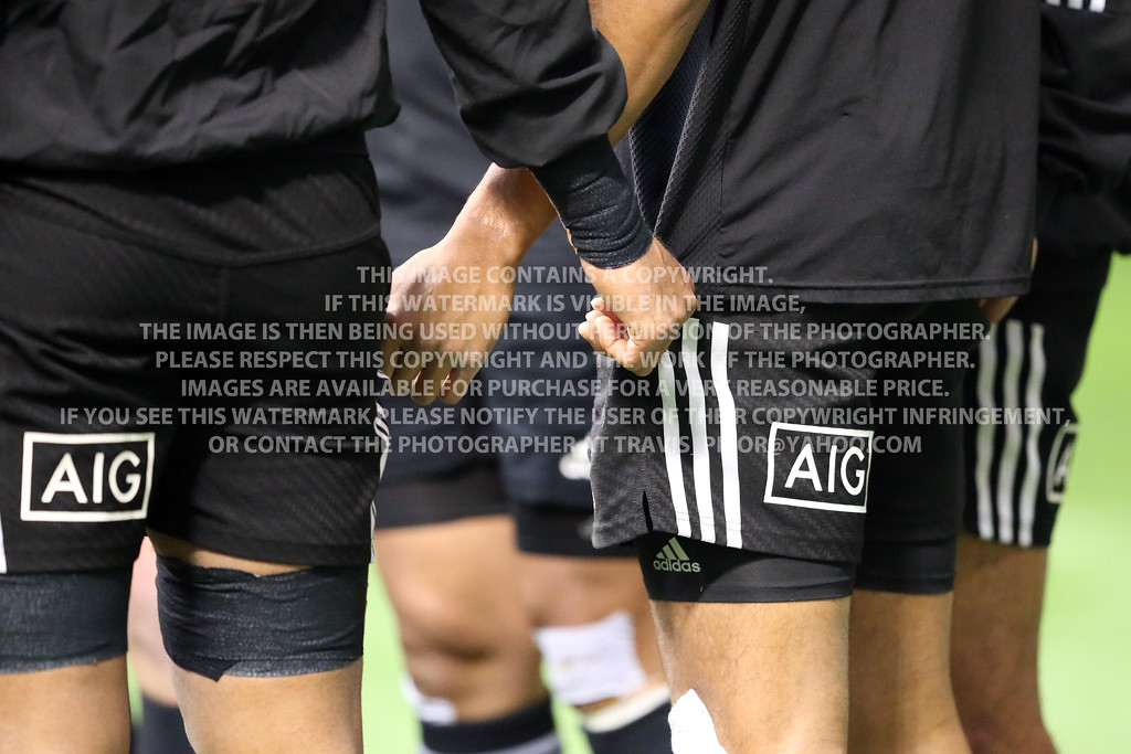 New Zealand All Blacks Rugby 2016 HSBC Sevens World Series Vancouver