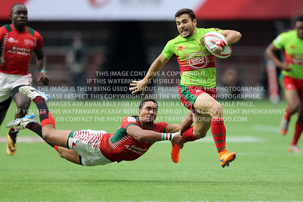 Portugal Rugby 2016 HSBC Sevens World Series Vancouver