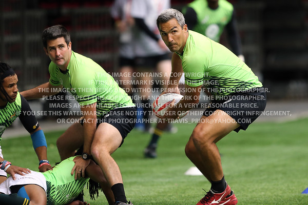 South Africa Rugby 2016 HSBC Sevens World Series Vancouver