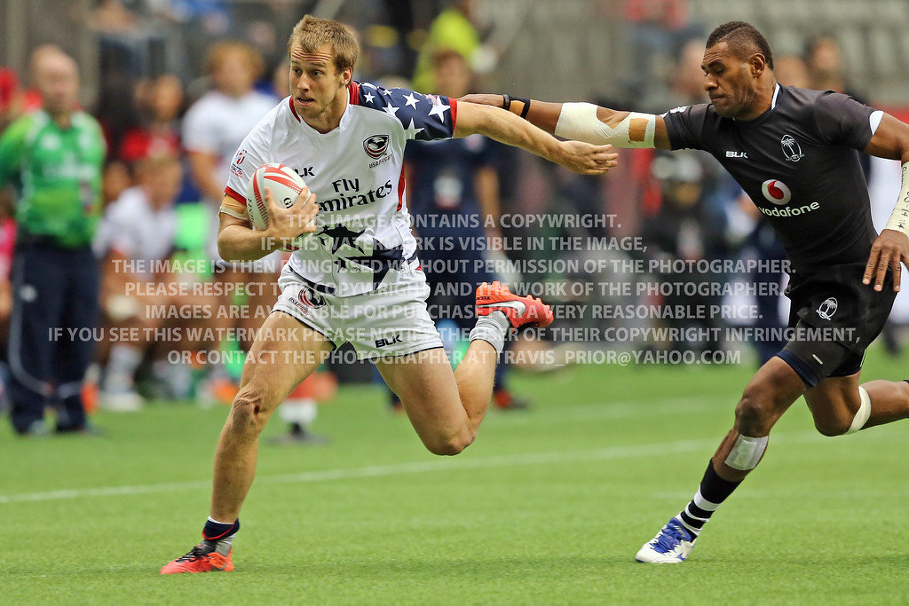 USA Rugby Eagles 2016 HSBC Sevens World Series Vancouver