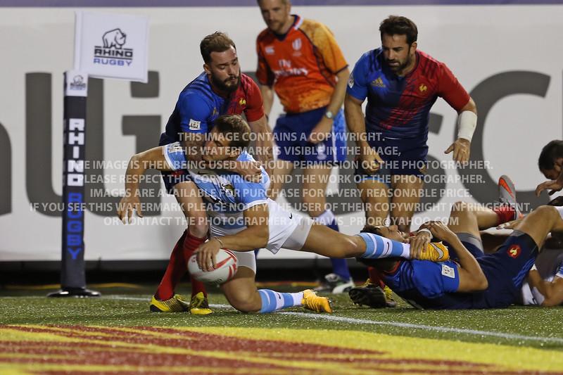 Argentina Rugby 2016 HSBC Sevens Las Vegas