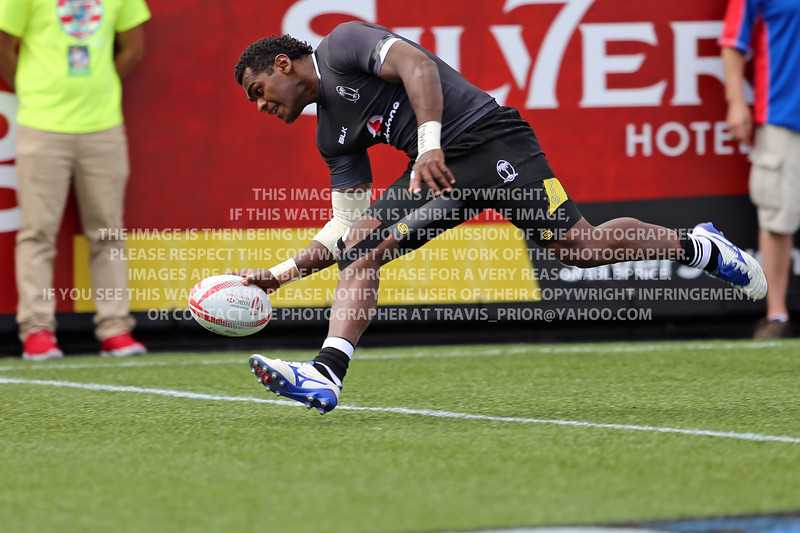 Fiji Rugby 2016 HSBC Sevens Las Vegas