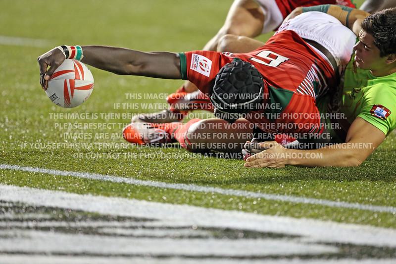 Kenya Rugby 2016 HSBC Sevens Las Vegas