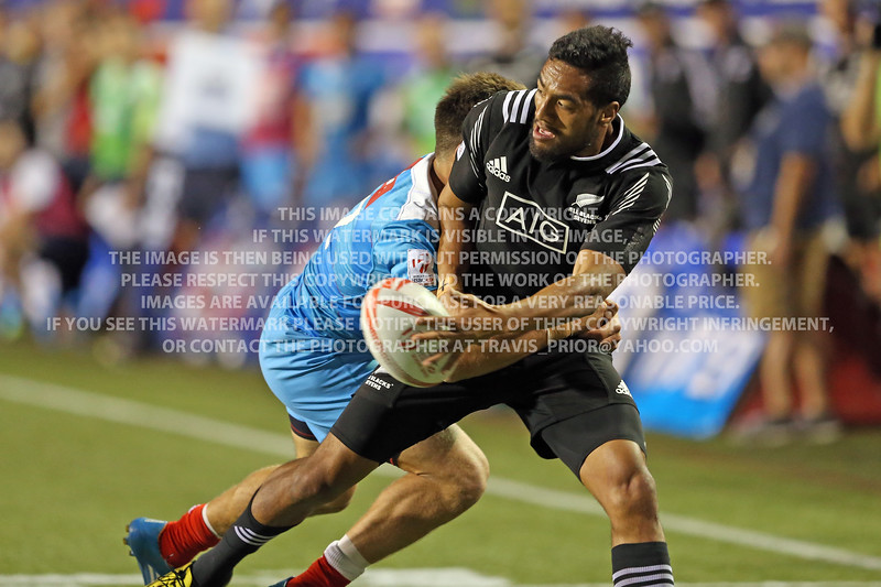 New Zealand 2016 HSBC Sevens Las Vegas