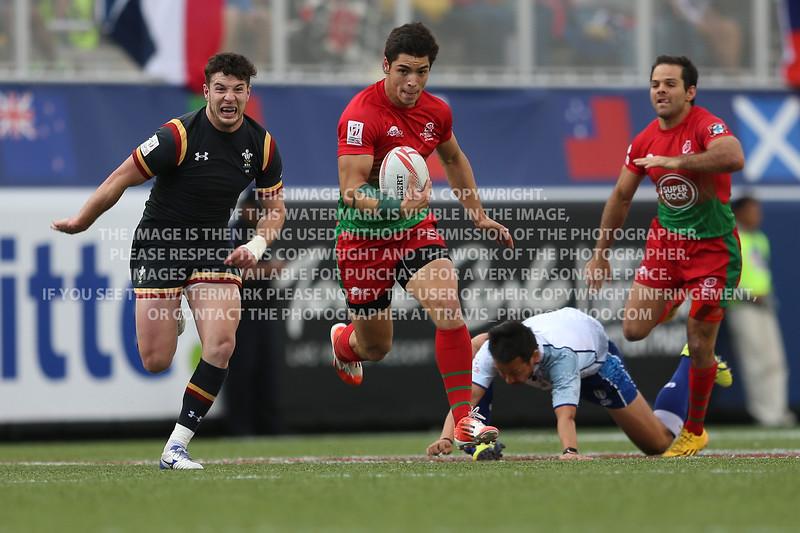 Portugal Rugby 2016 HSBC Sevens Las Vegas