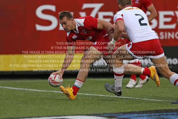 Russia Rugby 2016 HSBC Sevens Las Vegas