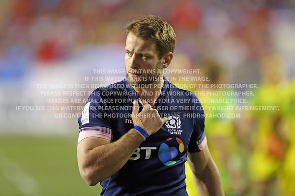 Scotland Rugby 2016 HSBC Sevens Las Vegas