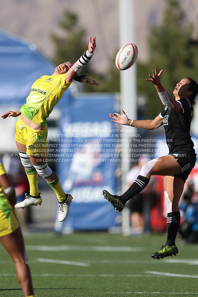 Australia Rugby Women 2017 HSBC 7's World Series