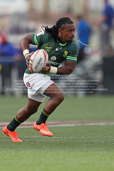 South Africa Rugby Men 2017 Las Vegas HSBC 7's World Series