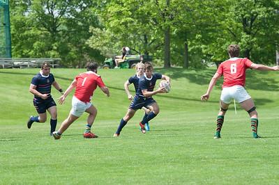 2017 Legacy Rugby Michigan vs  Ohio Allstars 70