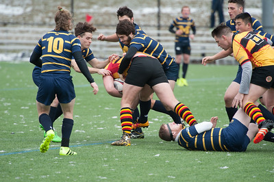 2017 Michigan Rugby vs  Detroit 13