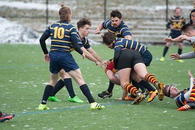 2017 Michigan Rugby vs  Detroit 14