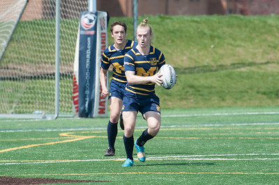 2017 Michigan Rugby vs  Oakland  10