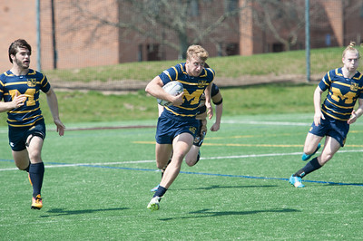 2017 Michigan Rugby vs  Oakland  13
