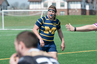 2017 Michigan Rugby vs  Oakland  17