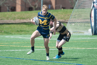 2017 Michigan Rugby vs  Oakland  11