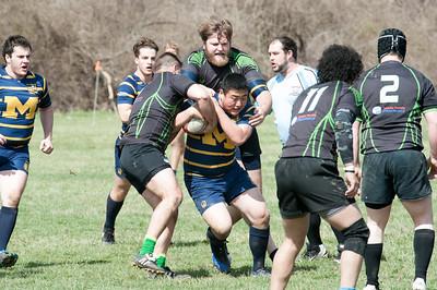 2017 Michigan Rugby vs  Toledo 42