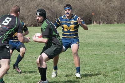 2017 Michigan Rugby vs  Toledo 44