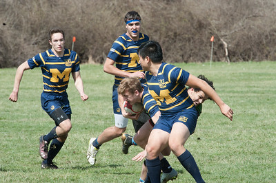 2017 Michigan Rugby vs  Toledo 15