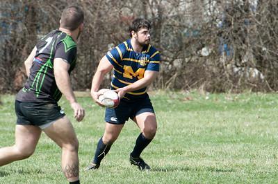 2017 Michigan Rugby vs  Toledo 7