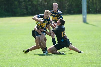 2017 Michigan Rugby vs  Western 51