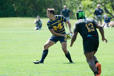 2017 Michigan Rugby vs  Western 50