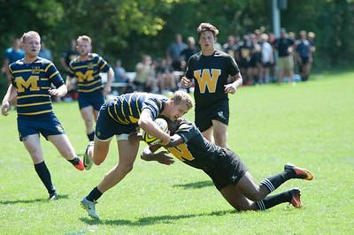 2017 Michigan Rugby vs  Western 54