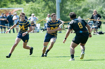 2017 Michigan Rugby vs  Western 49