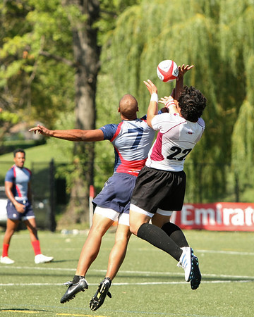34 Cup FInal - Pacific v MARFU - USA Rugby New York All Star Sevens
