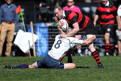 Gentlemen of Aspen Rugby Men 50's I1571180