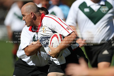 2017 Over 45's Division Bald Eagles Rugby Aspen Ruggerfest 50