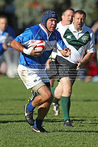 Kansas City Blues Brothers Rugby Men 50's I1570697