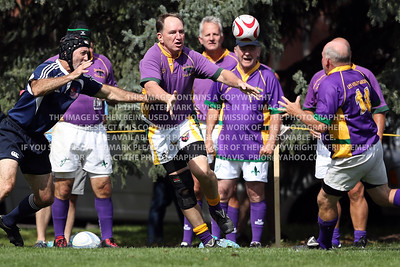 2017 Over 55's Divsion Louisiana Exiles Rugby Aspen Ruggerfest 50