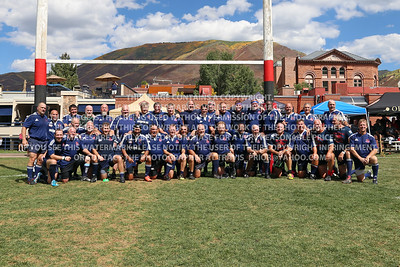 2018 Over 50s Division Virginia Cardinals Rugby Men Aspen Ruggerfest 51