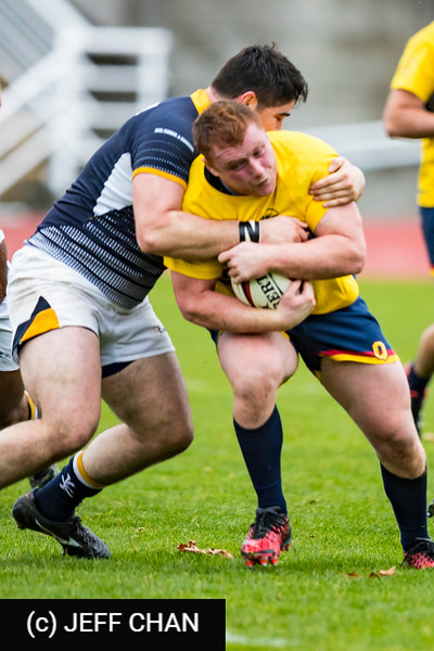 Queen's vs. UBC Gold Medal Game 20181125