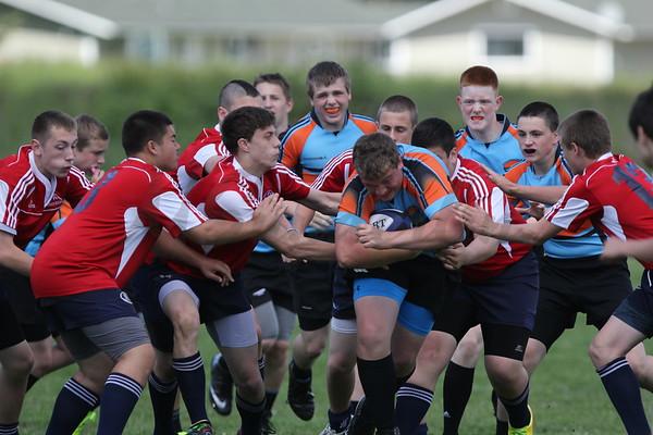 Chuckanut Bay Youth Rugby U15