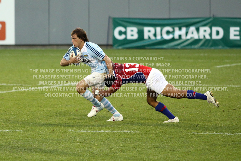 2009 Churchill Cup USA vs Argentina