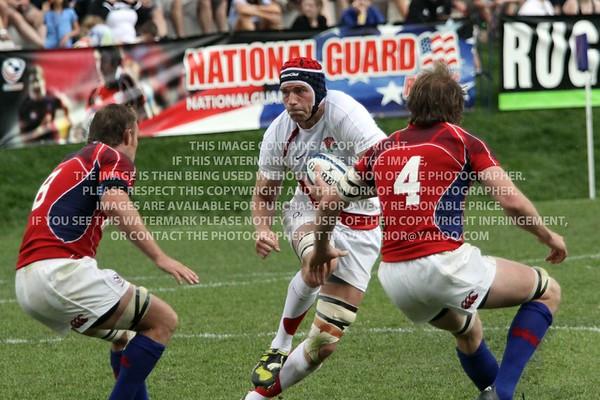 2009 Churchill Cup England Saxons vs USA