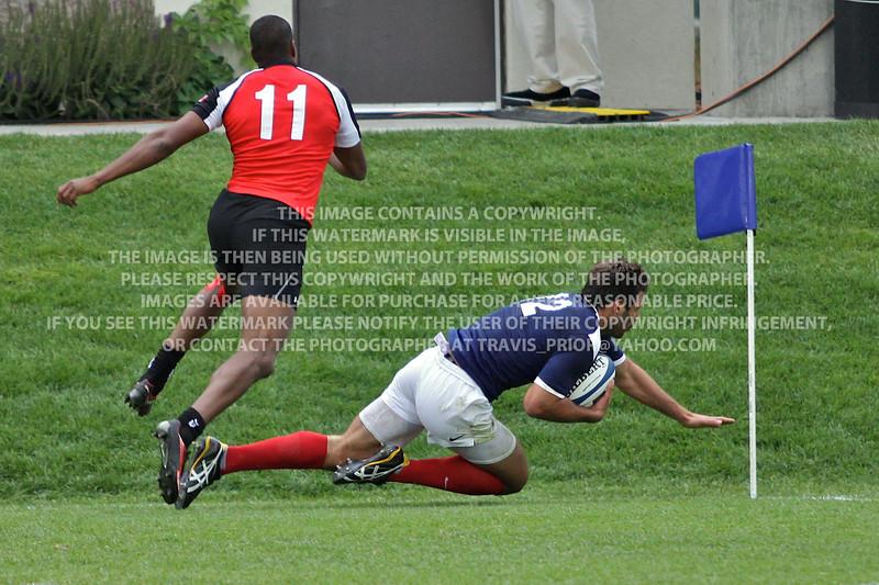 2010 Churchill Cup France vs. Canada