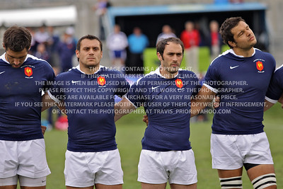 France A vs. England Saxons