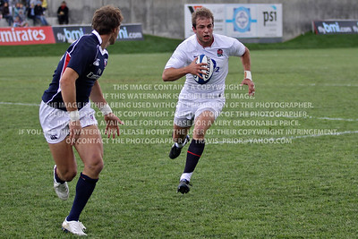 USA Rugby vs. England Saxons