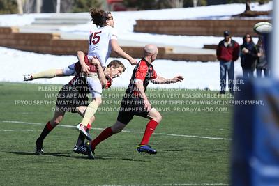 RRDU0171 Denver University Rugby vs Red Rocks Community College Saturday March 8, 2014