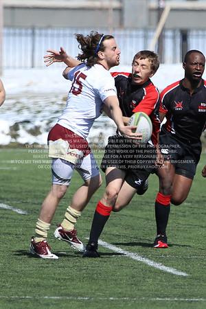 RRDU0275 Denver University Rugby vs Red Rocks Community College Saturday March 8, 2014