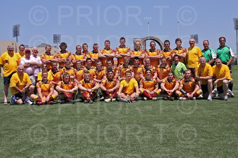 UWIC Rugby In Denver, Colorado