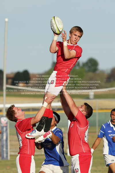 Denver East High School Rugby vs Aurora Saracens Colorado High School State Semifinals Saturday May 3rd, 2014