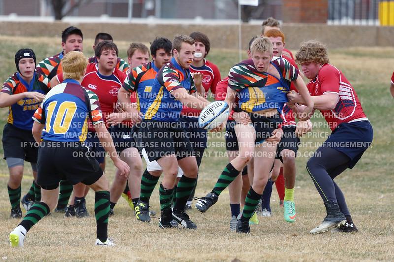Wheatridge Warriors Rugby at Brandywine Park March 15, 2014