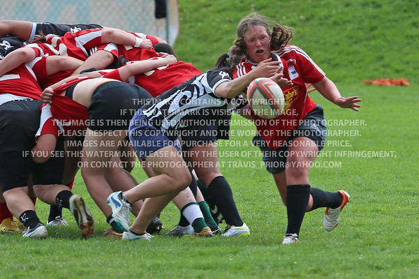 Colorado Springs Women's Rugby 2015 Cowpie Rugby Tournament July 11th